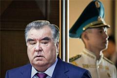 Президент Таджикистана заявил о шести покушениях на его жизнь