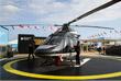 """Вертолет """"Ансат"""" с салоном повышенной комфортности, выполненным в стилистике бренда Aurus"""