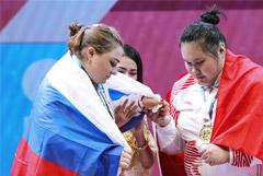 Российские штангисты завоевали одну медаль на ЧМ в Таиланде
