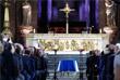 В старинной парижской церкви Сен-Сюльпис в присутствии родственников Ширака, президента Франции Эммануэля Макрона и зарубежных лидеров прошла заупокойная служба