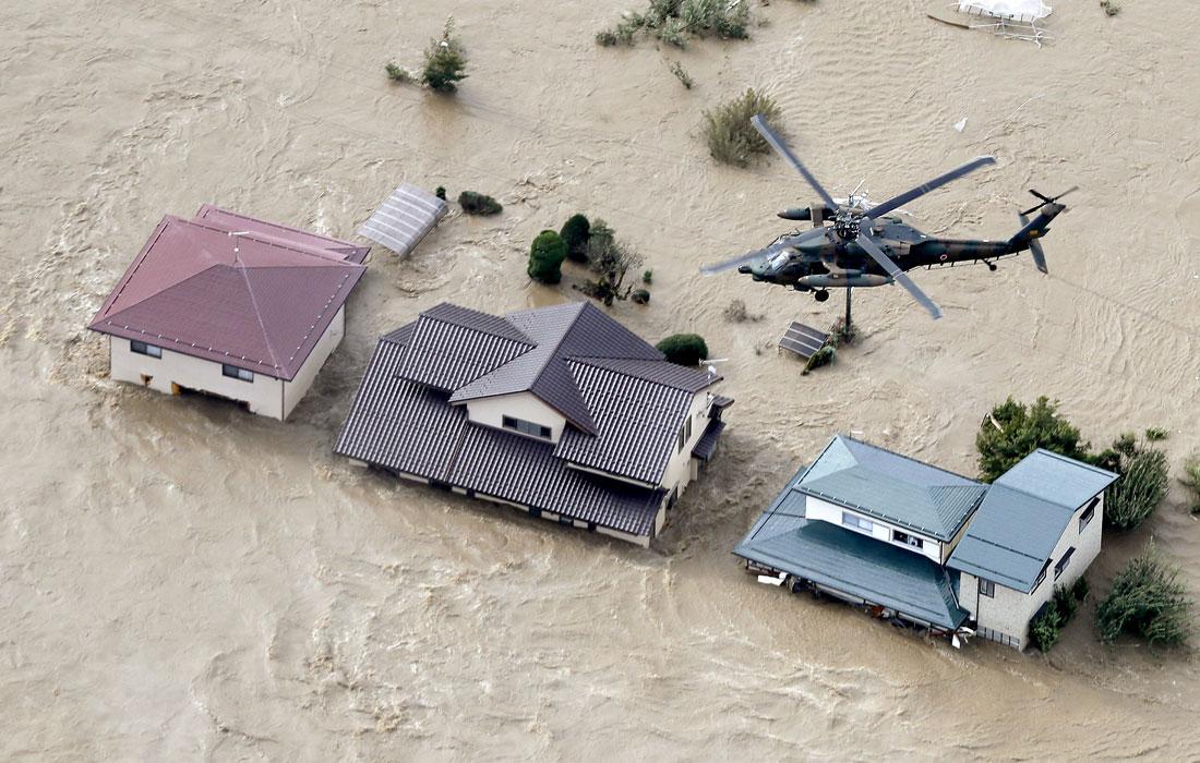 Власти планируют эвакуировать 3 млн человек в нескольких префектурах, включая Токио, Канагава, Ниигата, Фукусима, Гумма, Тиба