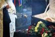 Во время прощания с космонавтом Алексеем Леоновым на Федеральном военном мемориальном кладбище