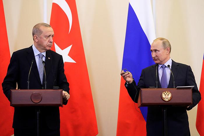 В Сочи озвучены анонсированные Путиным судьбоносные решения по Сирии
