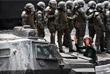 К подавлению беспорядков была привлечена полиция и армия