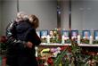 """Родственники погибших в результате крушения в киевском аэропорту """"Борисполь"""""""