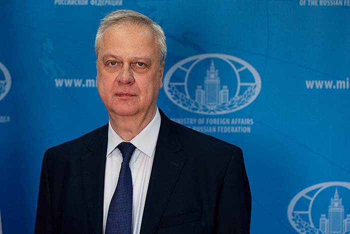 """Директор департамента МИД РФ: ЕС ведет себя по отношению к России как в поговорке """"назло маме отморожу уши"""""""