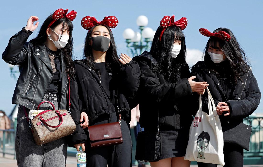 В Японии число жертв коронавируса достигло девяти, в стране уже отмечено более 900 случаев заражения