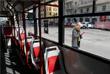 Общественный транспорт при этом работает в штатном режиме, чтобы итальянцы могли без проблем добираться до работы