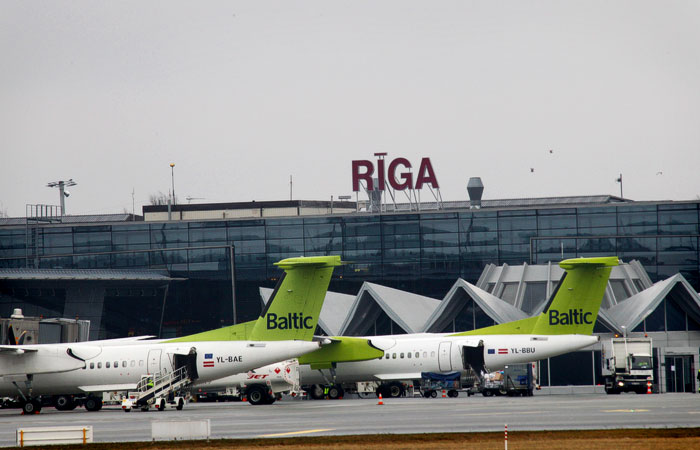 АirBaltic временно сократит 250 работников после отмены рейсов из-за коронавируса