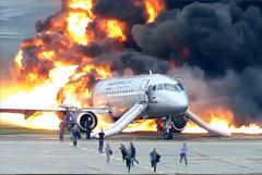 СКР завершил расследование в отношении командира сгоревшего Superjet