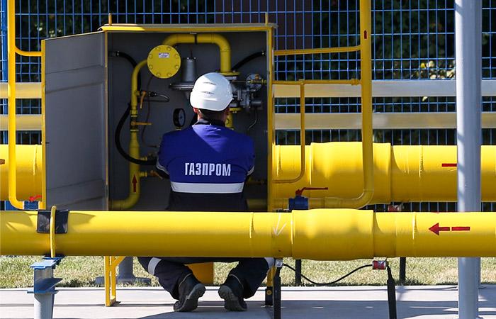 """Газпром"" третий день держит трубопровод ""Ямал-Европа"" почти сухим"