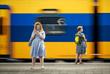 1 июня. В Амстердаме с 1 июня введено обязательное ношение масок в общественном транспорте.