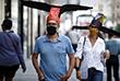 4 июня. Парижская галерея Rivoli готовится возобновить работу после вызванного пандемией перерыва. К мероприятию были созданы шляпы для социального дистанцирования, изготовленные из папье-маше и вдохновленные головными уборами династии Сун.