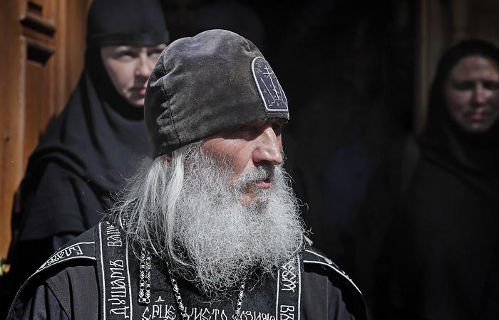 Лишенный сана уральский клирик Сергий отказался покидать монастырь