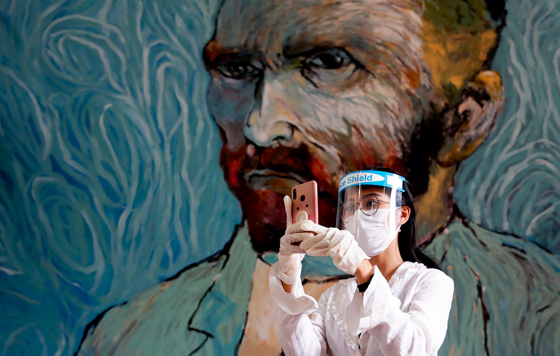 8 июля. В Индонезии возобновили работу музеи.