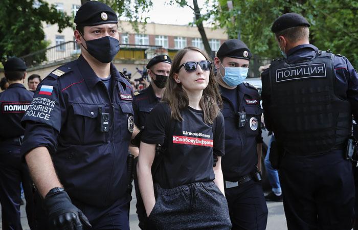 """У СИЗО """"Лефортово"""" задержана свидетель по делу Сафронова"""