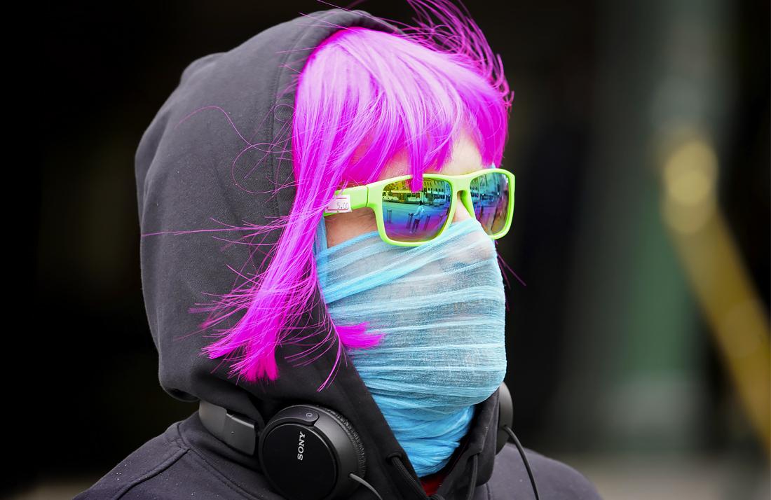 24 июля. В Мельбурне вводится обязательное ношение масок. Это первый город Австралии, в котором власти призвали жителей носить маски везде и всегда.