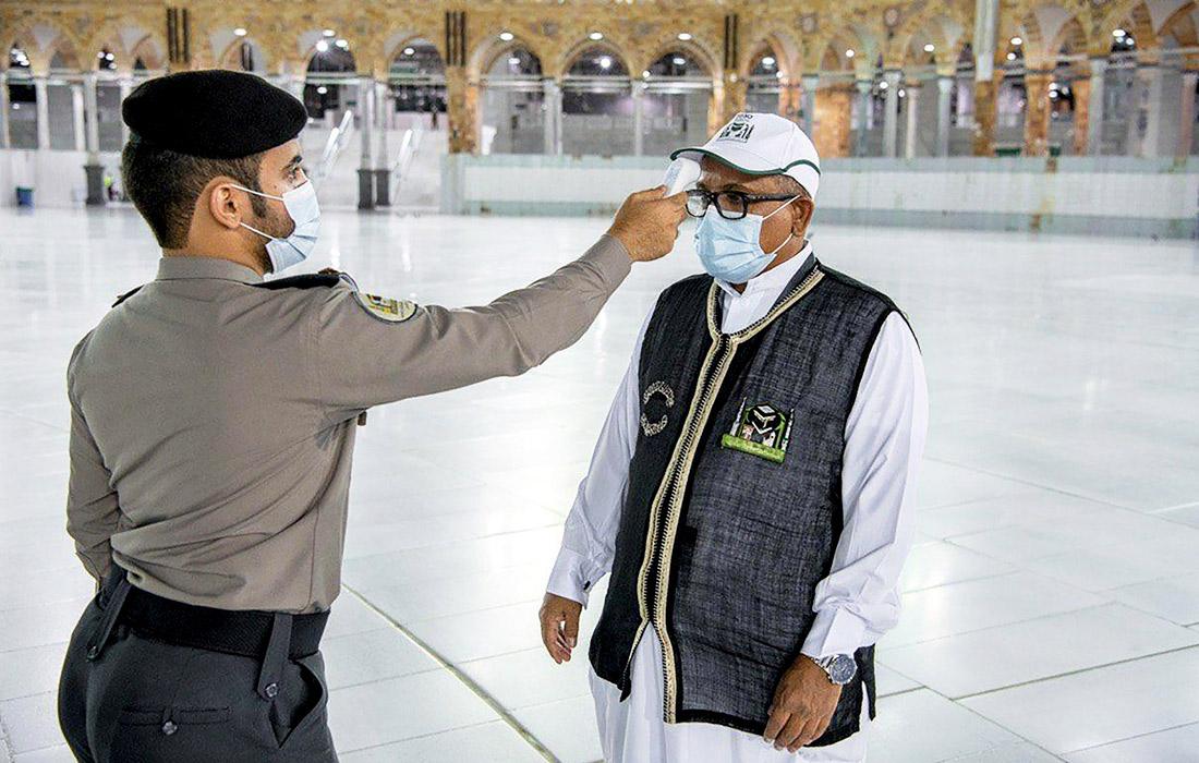 В настоящее время в Саудовской Аравии наблюдается рост числа случаев заболевания коронавирусом. В стране зафиксировано более 270 тысяч случаев заражения.