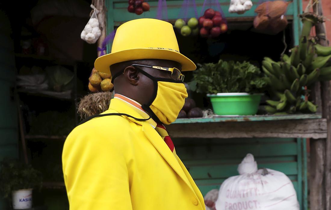 В Кении коронавирус обнаружен еще у 788 человек из более чем пяти тысяч протестированных. Всего заболевших теперь 19 913.