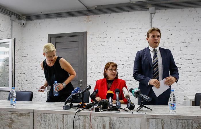 Несколько человек покинули координационный совет белорусской оппозиции