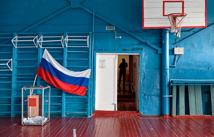 В ЦИК РФ заявили, что о школьных каникулах из-за выборов речи не идет