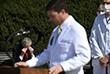 4 октября. Лечащий врач Дональда Трампа Шон Конли рассказал СМИ о состоянии здоровья президента США после выявления коронавируса.