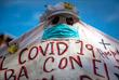 6 октября. Учителя в Венесуэле протестуют против возобновления занятий без реализации профилактических мер по борьбе с коронавирусом.