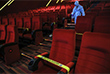 14 октября. В Индии началась подготовка к открытию кинотеатров после ослабления ограничений из-за пандемии коронавируса COVID-19.
