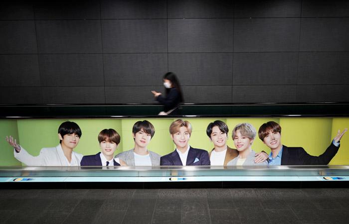Лейбл K-Pop группы BTS удвоил капитализацию после крупнейшего с 2017 года IPO в стране