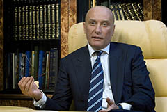Основатель Petropavlovsk арестован на два месяца