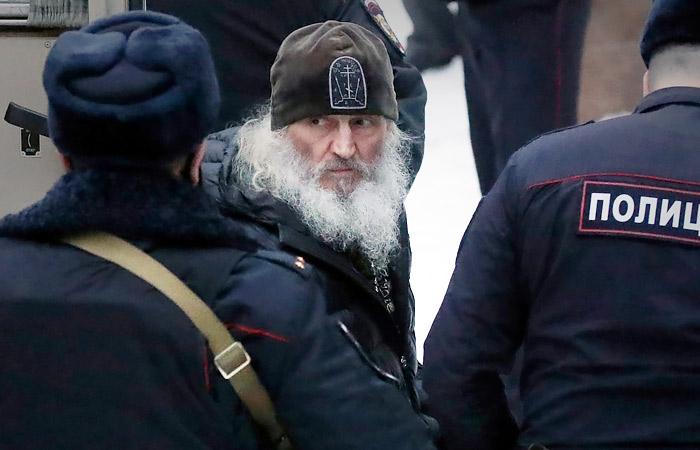 Суд в Москве арестовал бывшего схиигумена Сергия на два месяца
