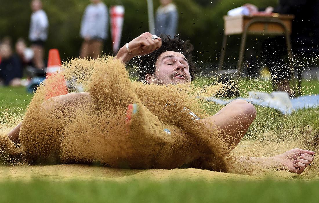 В новозеландском Данидине прошли соревнования по легкой атлетике имени Иветт Уильямс