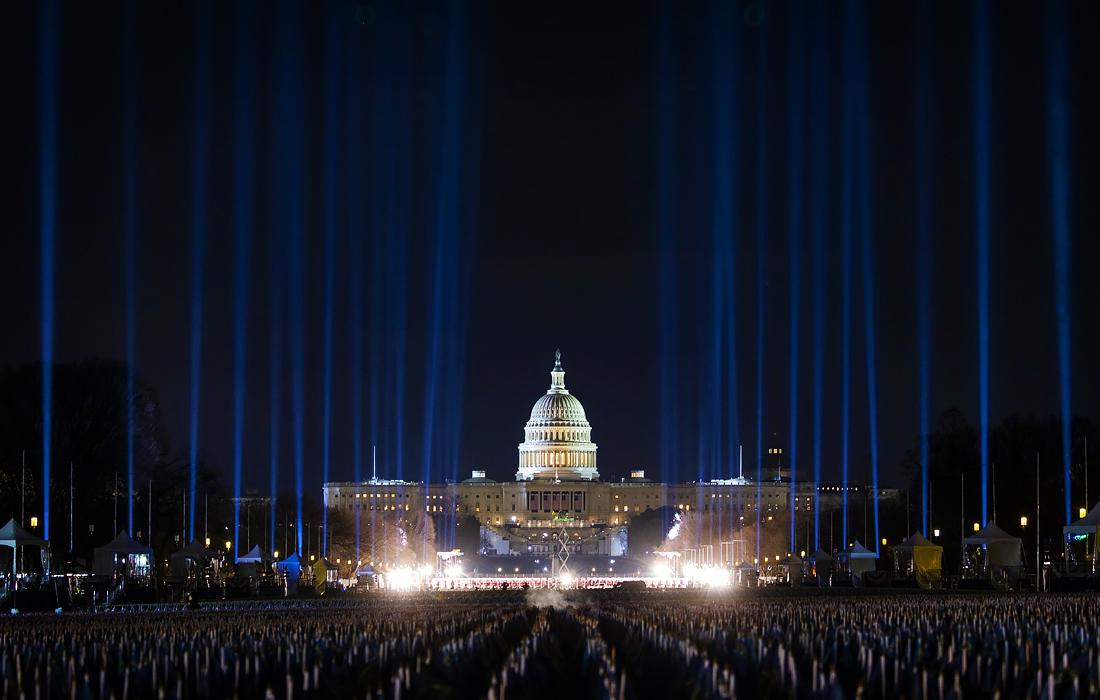 Вашингтон готовится к инаугурации Байдена