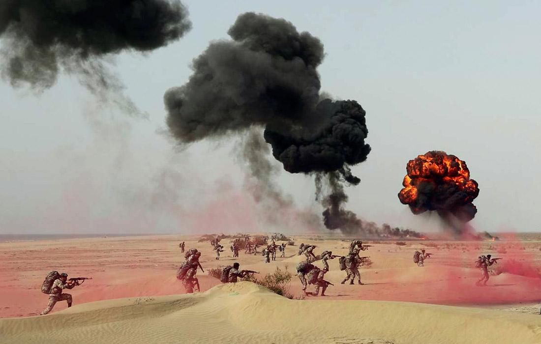 Иранские сухопутные войска приступили к выполнению масштабных учений