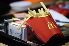 """McDonald`s открыл первую точку в магазине """"Пятерочка"""""""