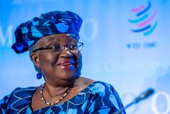 Впервые в истории гендиректором ВТО стала женщина