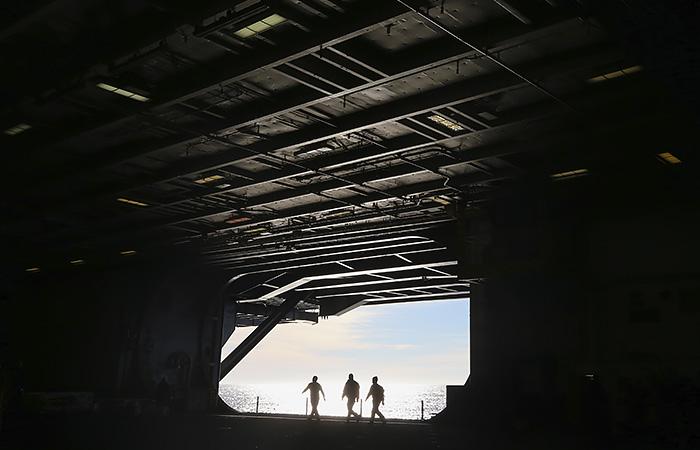 Турция сообщила РФ о планируемом проходе военных кораблей США в Черное море