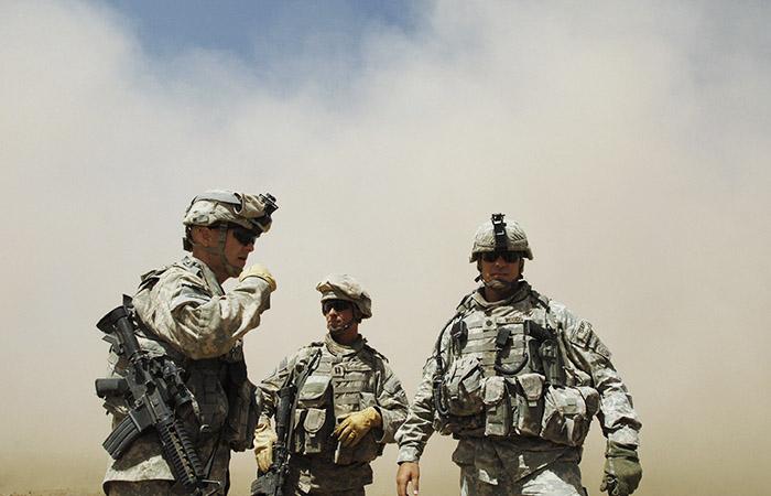 США начали вывод войск из Афганистана