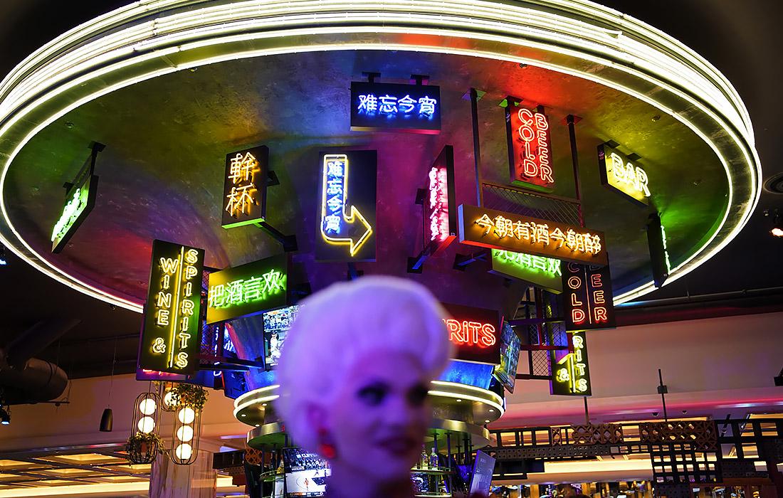 В Лас-Вегасе открылся новый отель-казино Resorts World Las Vegas