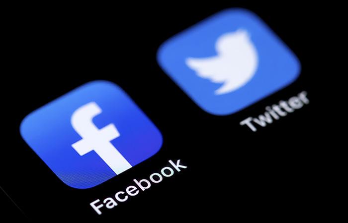 Twitter и Facebook грозят штрафы в 18 млн руб. за отказ локализовать данные россиян
