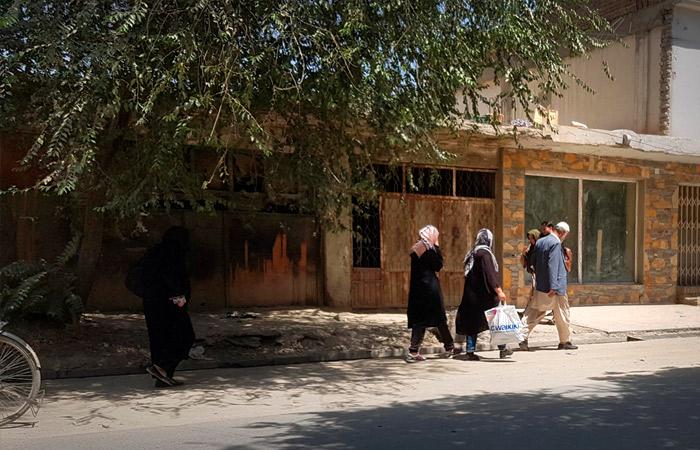 В МИД РФ назвали неожиданным захват Кабула талибами