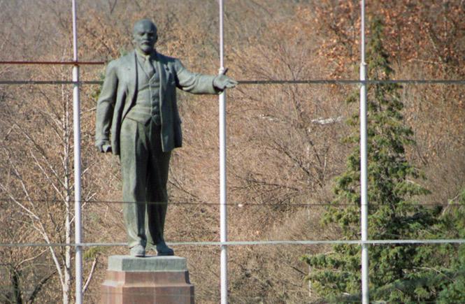 Переговоры о продаже памятника Ленину из Душанбе