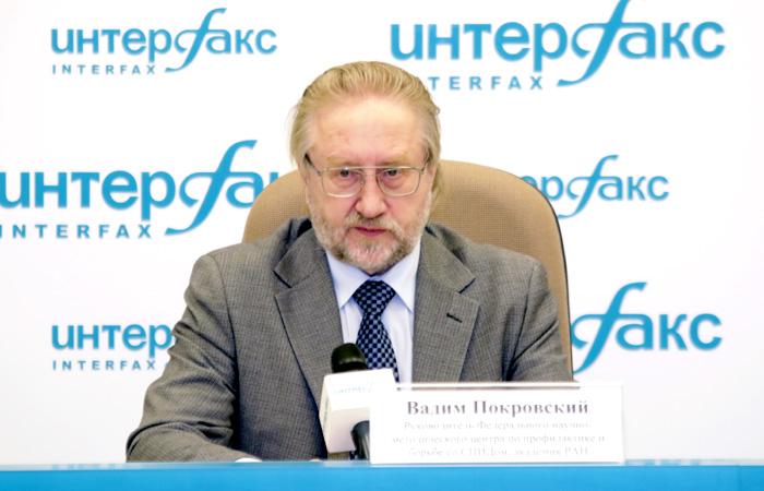 В России более миллиона ВИЧ-инфицированных- Покровский