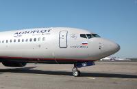 Аэрофлот весной начнет летать из Красноярска в Тюмень