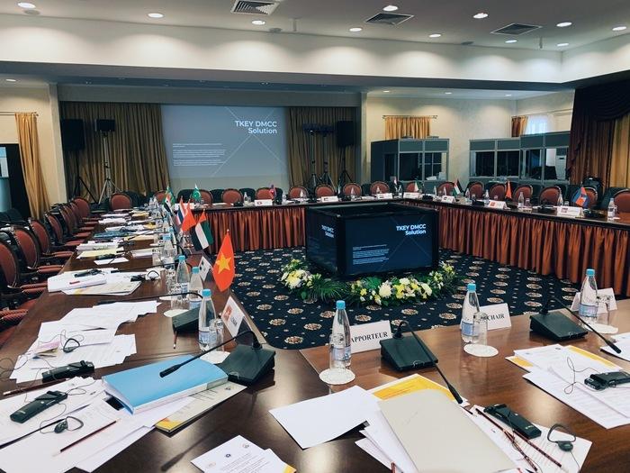 Группа IT-компаний TKEY продемонстрировала Tkeycoin парламентариям из 42 стран на АПА-2019