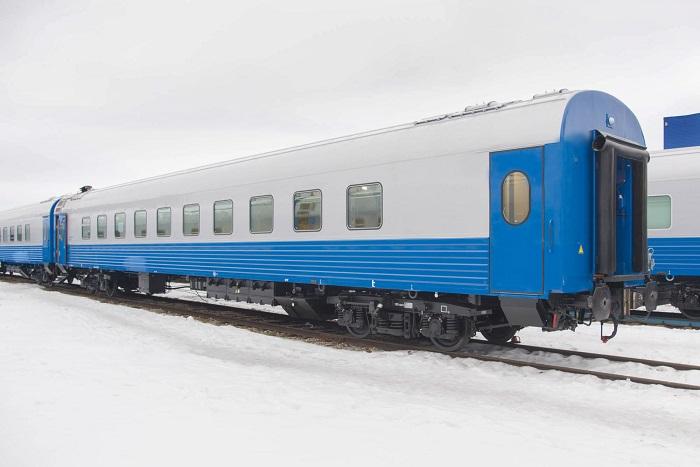 ТМХ выполнил годовой план поставок вагонокомплектов в Казахстан