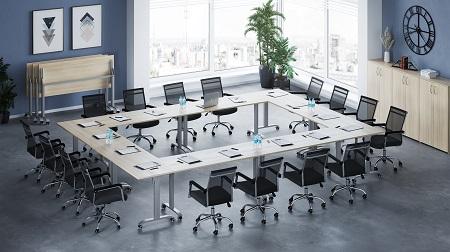 Новые возможности для трансформации офисного пространства с мебелью «Юнит»