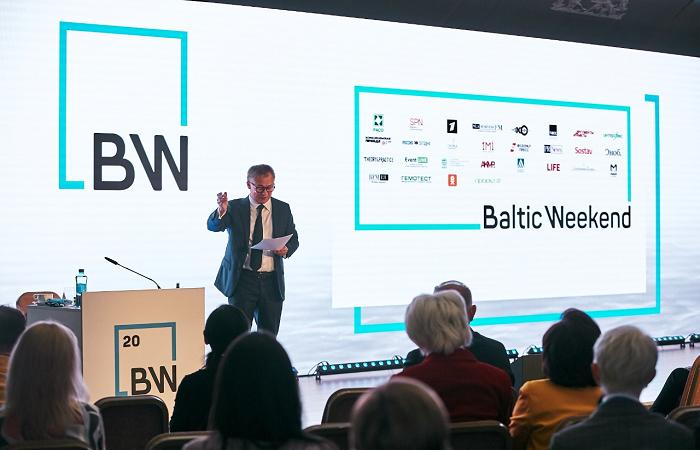 Cостоялось первое оффлайн-мероприятие в сфере коммуникаций Baltic Weekend 2020