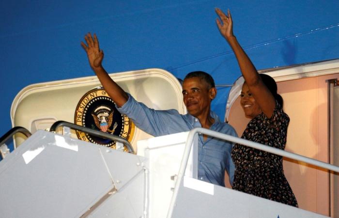 Обама выступит спрощальным словом 10января