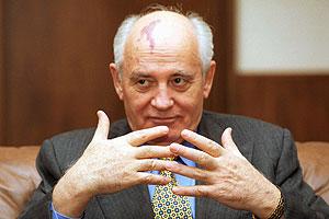 """""""Интерфакс"""" поздравляет Горбачева с юбилеем"""